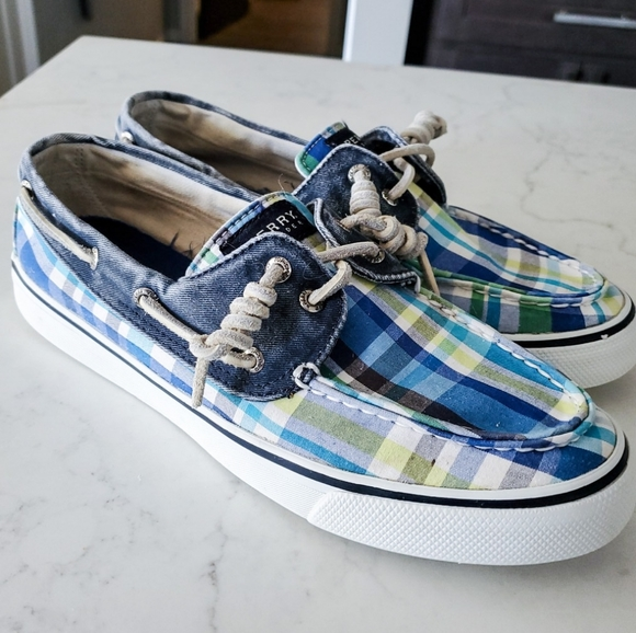 Sperry Bahama boat shoes size 8.5